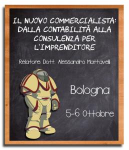 Corso evento Alessandro Mattavelli dalla contabilità alla consulenza impreditoriale | Commercialista Telematico