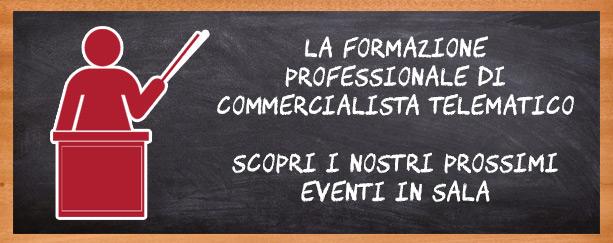 Eventi e Formazione in aula | Commercialista Telematico