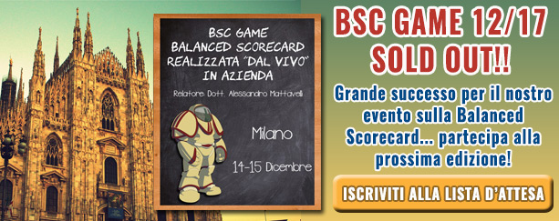 BSC Game Dicembre 2017