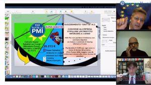 Incentivi alle Imprese | Videoconferenza Commercialista Telematico