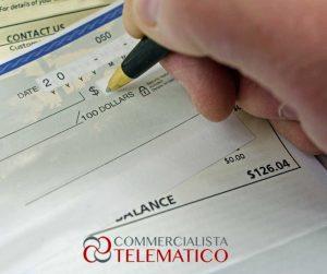 assegno senza clausola non trasferibile
