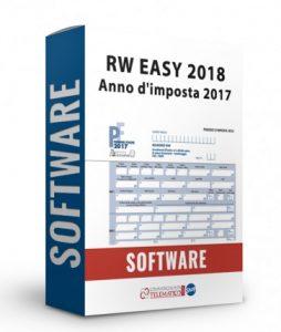 Software per compilare il quadro rw nel 2018