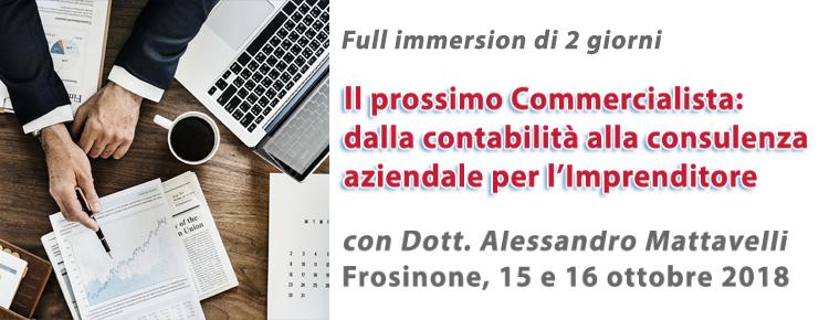 evento per il prossimo commercialista, dalla contabilità alla consulenza aziendale, di Frosinone - Corporate Performance Management