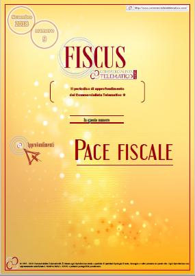 Fiscus: la pace fiscale e le altre novità del DL 119/2018