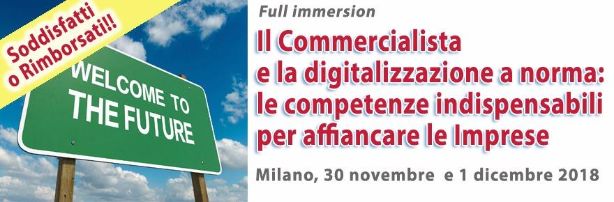 evento sulla digitalizzazione a norma per commercialisti