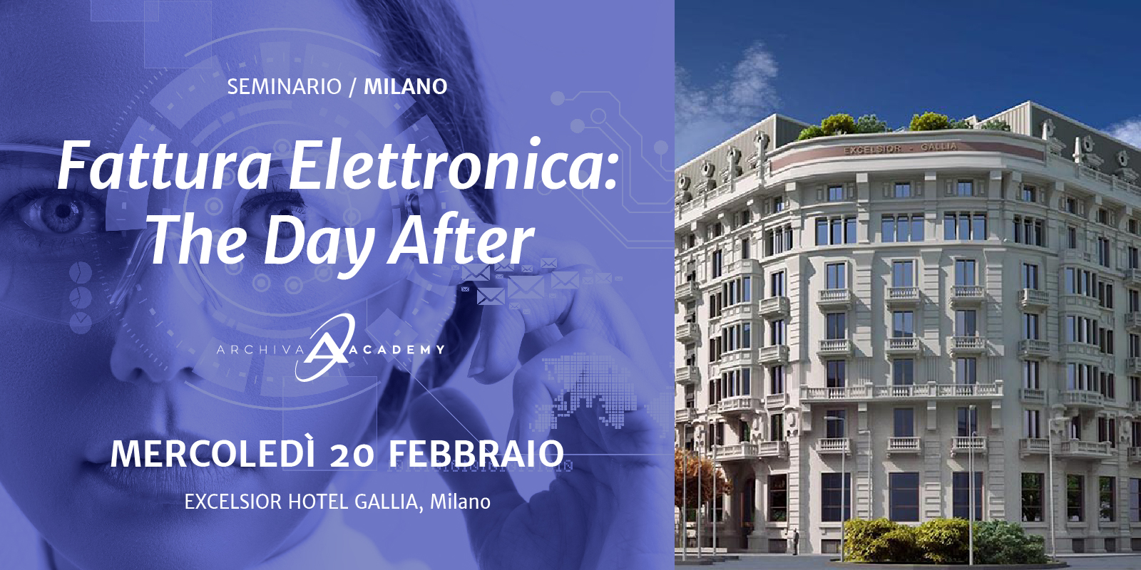 SEMINARIO - Fattura elettronica: the day after