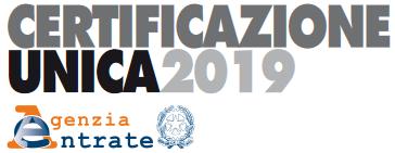 Certificazione Unica 2019: focus aspetti principali