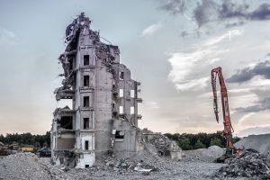 demolizione e ricostruzione immobile