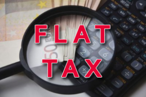 Flat tax o tassa piatta