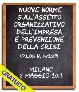 Crisi impresa Milano