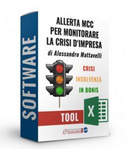 Allerta MCC per monitorare i parametri che segnalano la crisi d'impresa