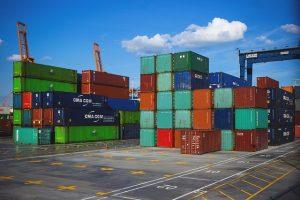 trasporto di beni oggetto di scambi internazionali