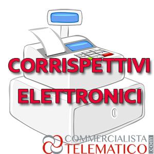 invio dei corrispettivi con registratore telematico guasto