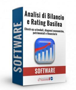Software per analisi di bilancio, rating e allerta