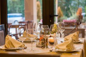 Business Model Canvas ristorazione