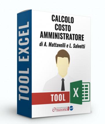 Software calcolo costo amministratore