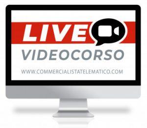 corso online in diretta per commercialisti, consulenti aziendali e consulenti del lavoro