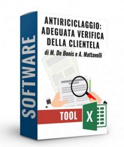 tool excel per antiriciclaggio adeguata verifica della clientela