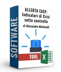indicatori crisi impresa tool excel