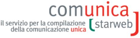 ComUnica Starweb: la prima comunicazione al Registro Imprese del curatore fallimentare