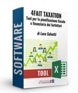foglio di calcolo pagamento tasse forfettari