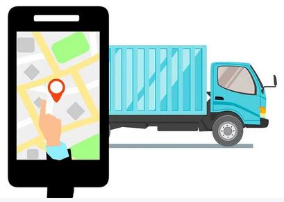 app che sfrutta il GPS per le consegne