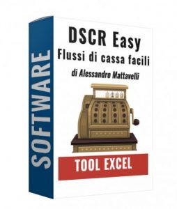 software DSCR easy -calcolo DSCR prospettico