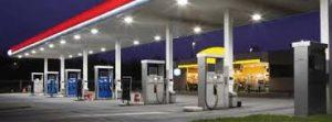 Distributori di carburante con annesso autolavaggio