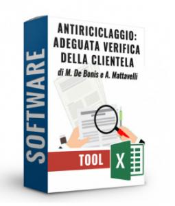 tool excel antiriciclaggio adeguata verifica della clientela per commercialisti