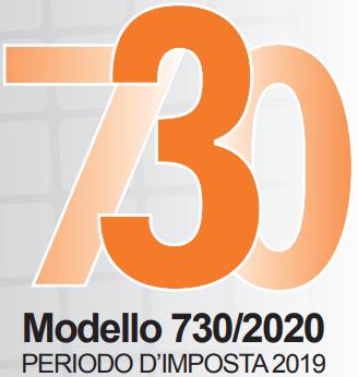 modello 730/2020 precompilato
