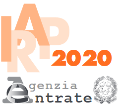 irap saldo 2019 acconto 2020