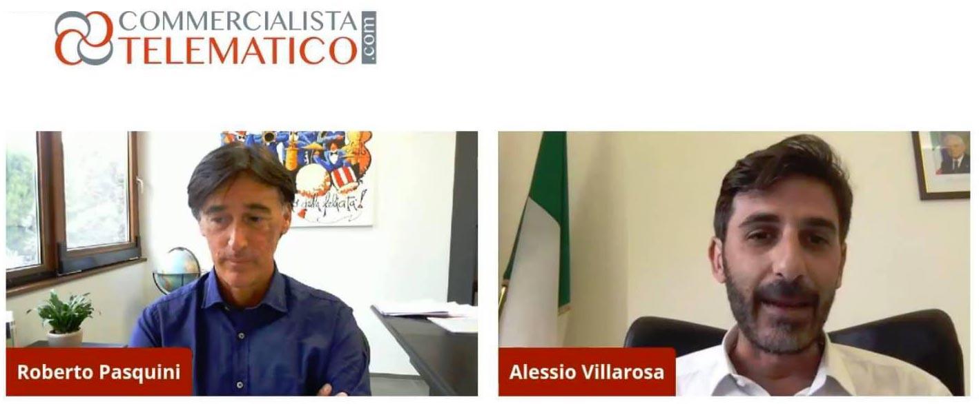 In diretta con SottoSegretario all'Economia