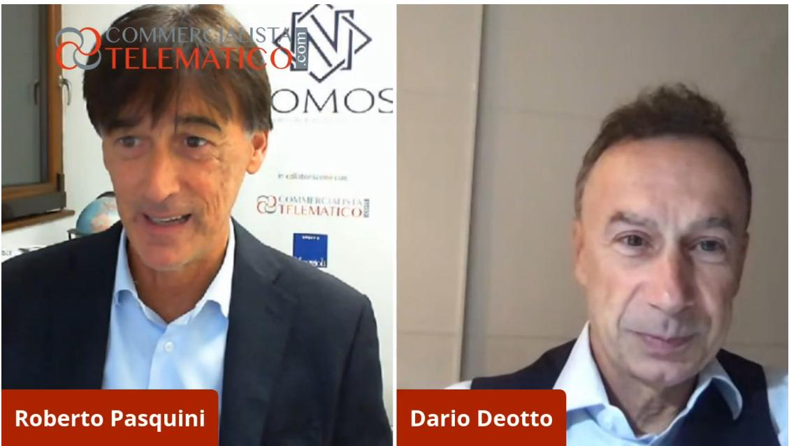Chicchierata con Dario Deotto