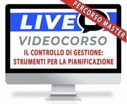 videocorso sul controllo di gestione con alessandro Mattavelli