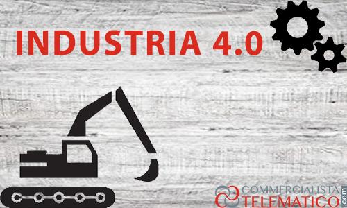 credito imposta industria 4.0