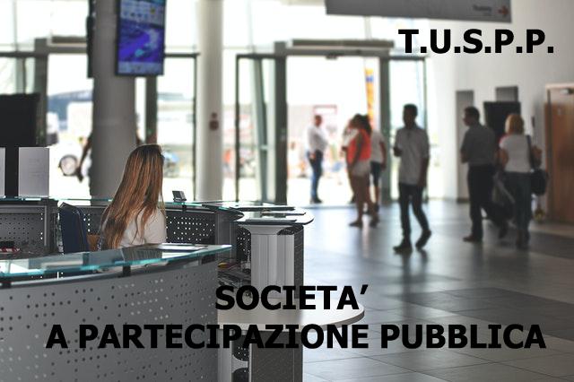 separazione contabile società a partecipazione pubblica Tuspp