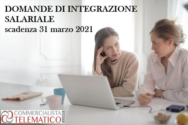 milleproroghe domande integrazione salariale