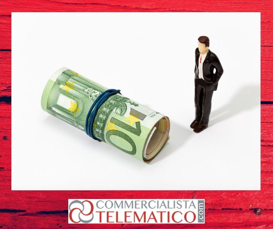 pagamento retribuzione dichiarazione dipendente