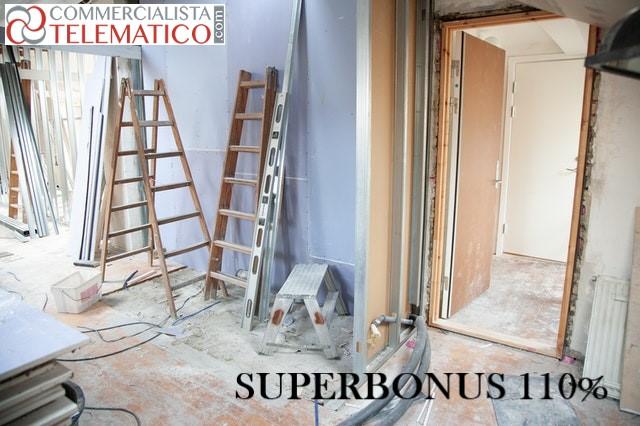 superbonus cessione credito