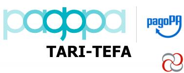 tari tefa pagoPA