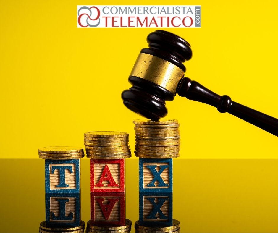 agevolazioni fiscali interpretazione