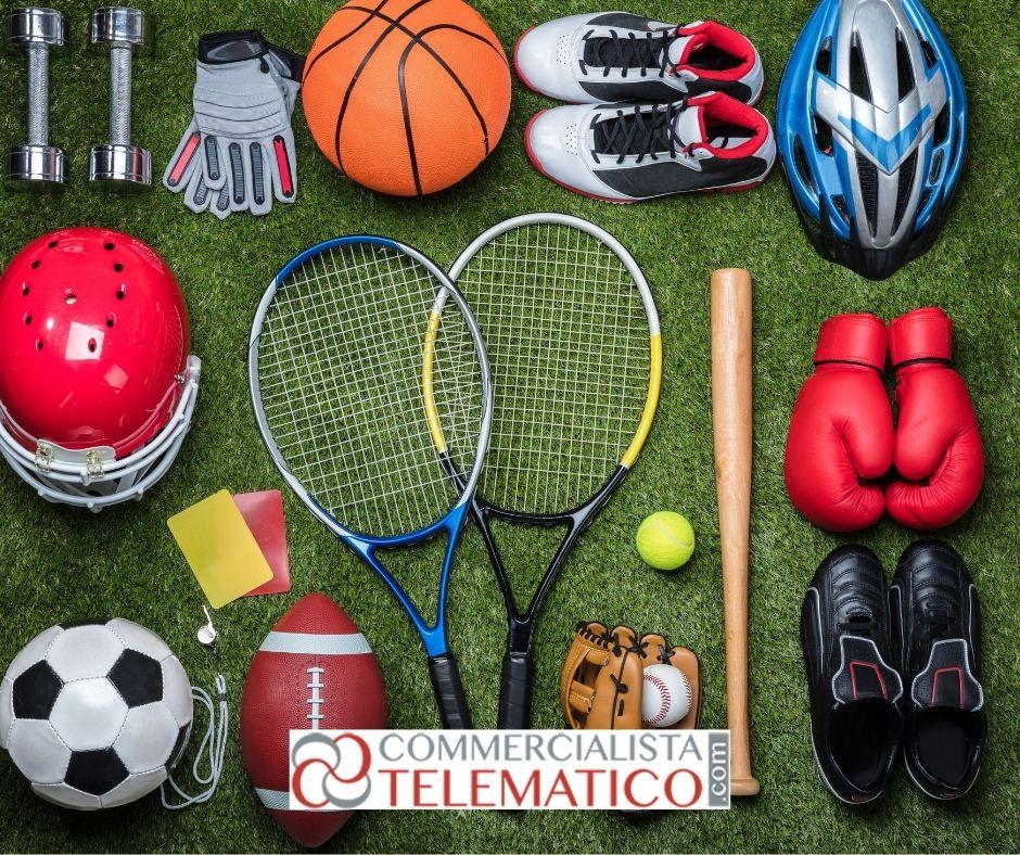 aiuti sport terzo settore