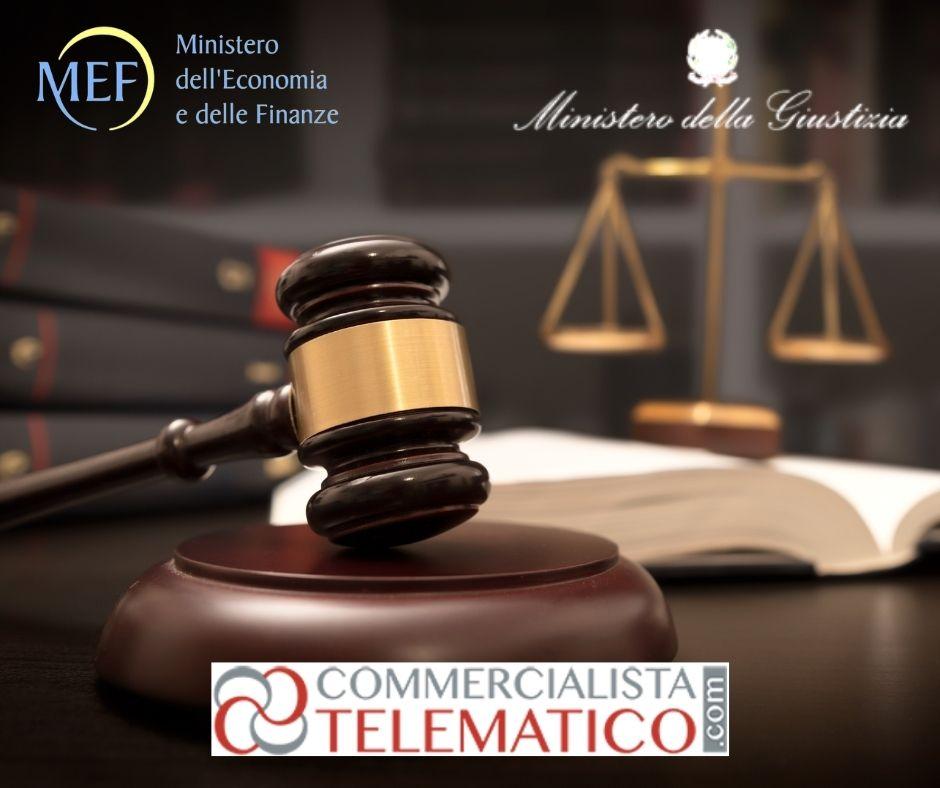 giustizia tributaria commissione interministeriale