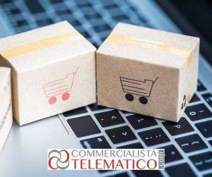 fornitore presunto commercio elettronico