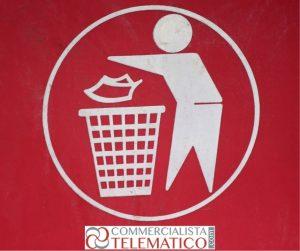 tassa smaltimento rifiuti