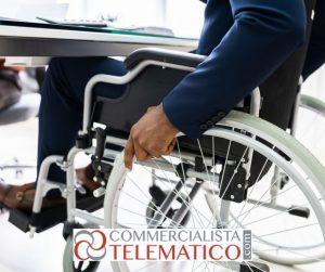 smart working permessi legge 104
