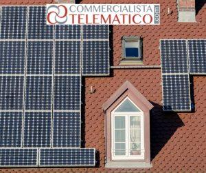 superbonus installazione impianti fotovoltaici