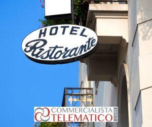 fondo perduto ristoranti alberghi