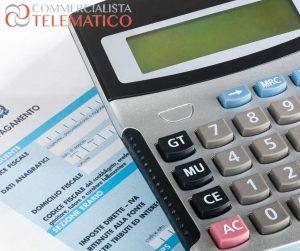 accollo debito codice f24