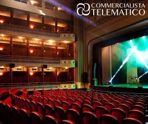 bonus teatri e spettacoli